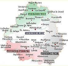 dordogne regions